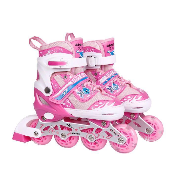 sepatu roda anak power inline model bajaj