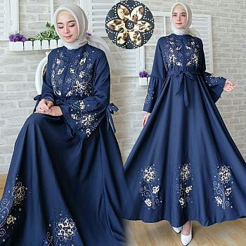 Gamis Muslimah Baju Muslimah Gamis Muslim Baju Muslim Gamis Wanita Muslimah  adf6a16e11