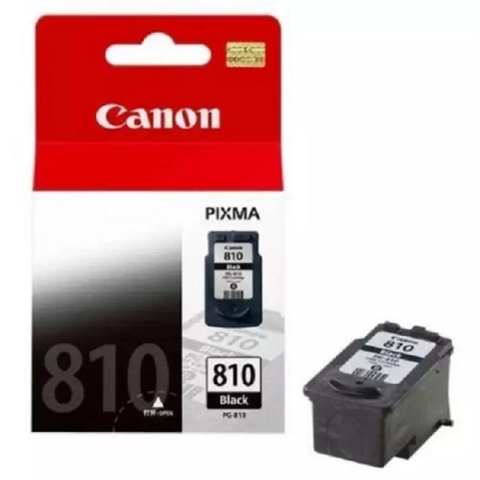 CATRIDGE CANON PG-810 BLACK