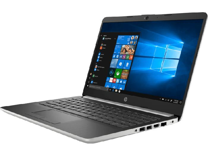 HP 14S CF0044TX - CORE I5 8250 - RAM 4GB - 1TB - 530 2GB - Windows10 - SILVER