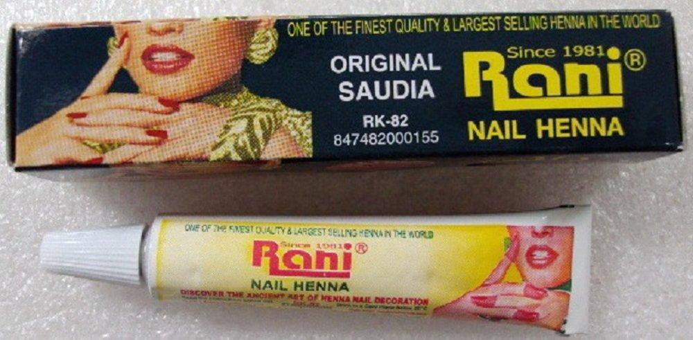 Rani Nall per box 1 Pcs di lapak Toko Kurma Alif alifkurma