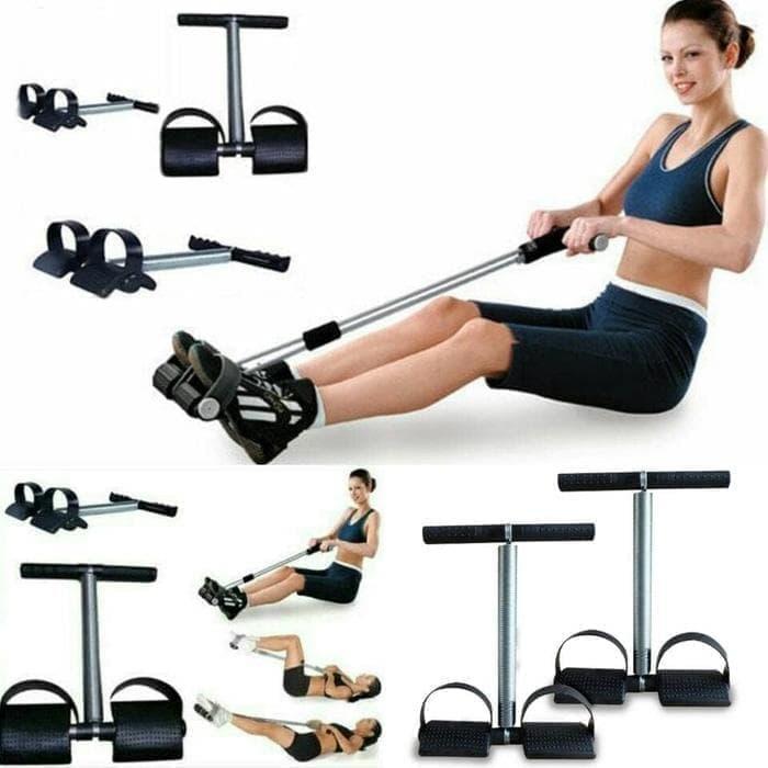 z&z store Super Tummy Trimmer Alat Olah Raga - Alat Fitnes Sit Up Gym