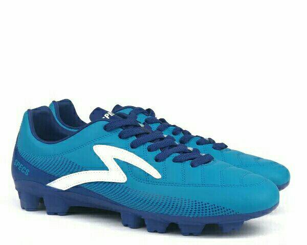 Sepatu Bola Specs Cherokee FG Rock Blue Original