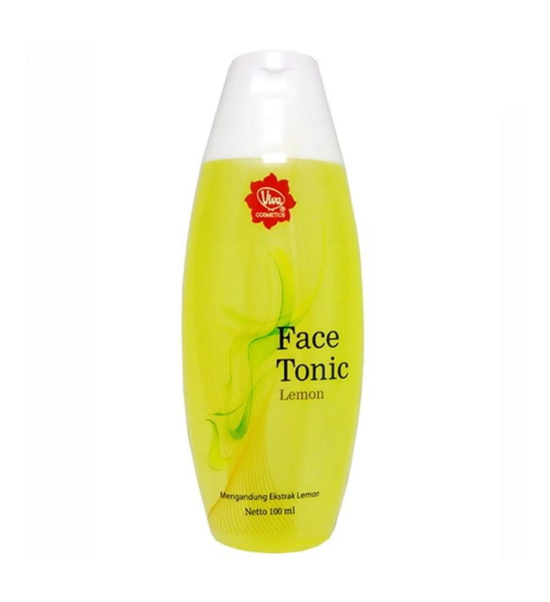 VIVA Face Tonic Lemon 100ml
