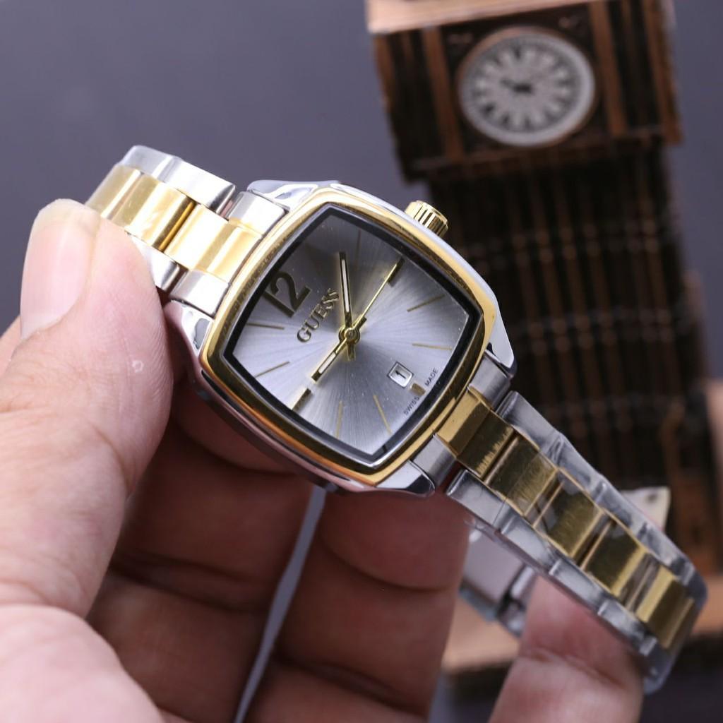 Daftar Harga Jam Guess Silver Gold Di Lazada Hargaupdate Tangan Pria W0797g1 Strap Silvergold