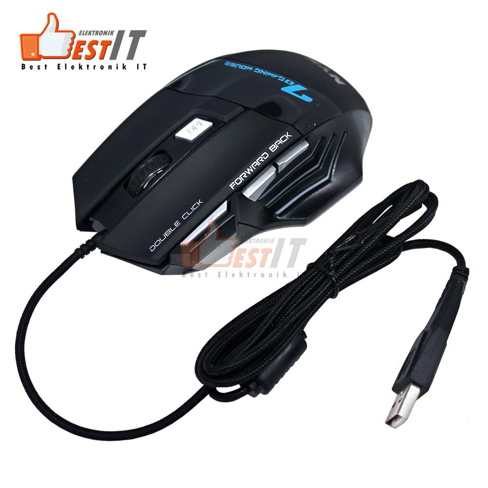 Buy Sell Cheapest Nyk G Best Quality Product Deals Indonesian Store Kabel Hdmi 5m Gold Plated G07 Usb Gaming Mouse