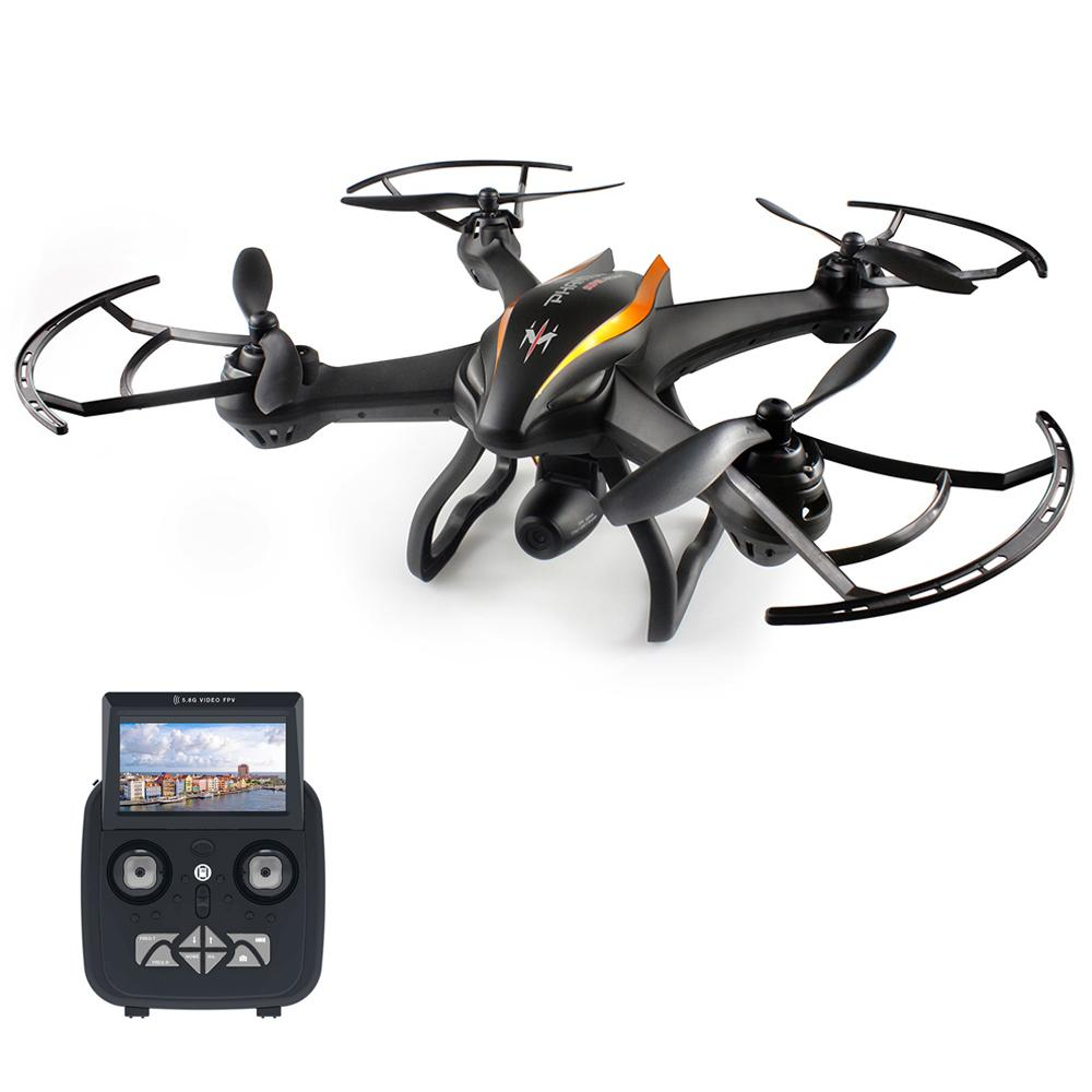 Hbqcwj Cheerson CX 35 5.8G FPV HD 720 P Cam 2.4 GHz 4CH 6 Kuadkopter
