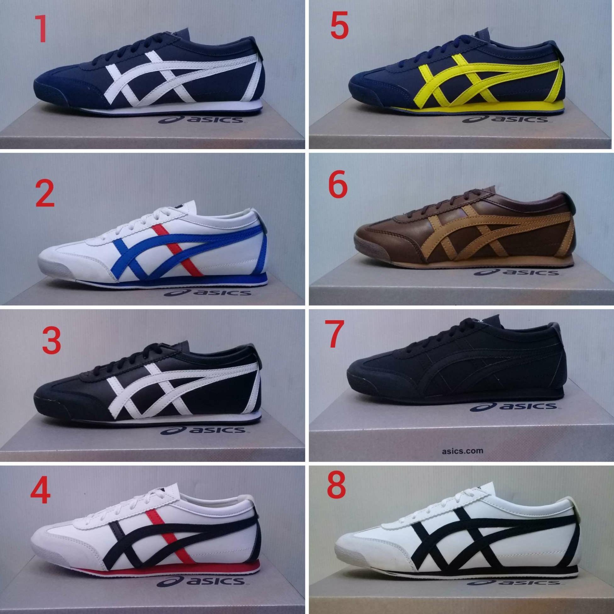 Produk Onitsuka Tiger Terbaru Sepatu Sneakers Anak Asic Spatu  Sport Olahraga Sekolah Asics