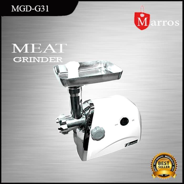 HARGA PROMO!!! Mesin Giling Daging Bakso / Electric Meat Grinder Fomac MGD-G31 - lcAE6B