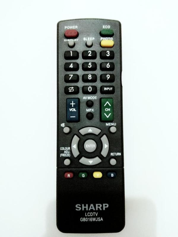 REMOT/REMOTE TV LCD/LED SHARP GB016WJSA