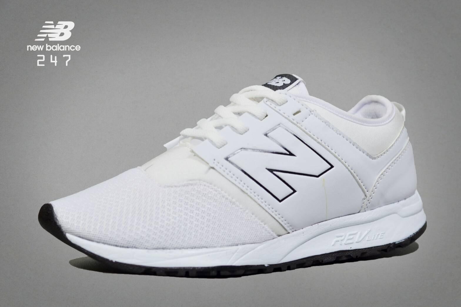 Promo Sepatu Casual Sport Pria New Balance 247 Terlaris (Sepatu Olahraga bef780ae33