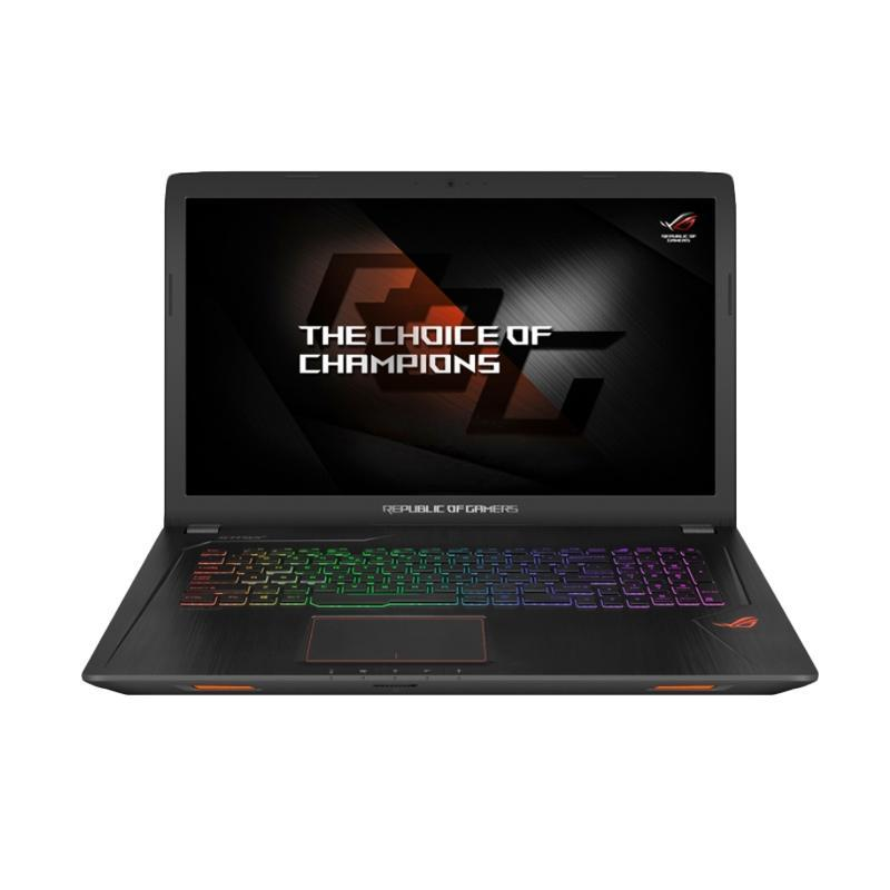 Asus ROG GL503VD-FY285T Laptop Gaming - Black [Intel Core i7/ 15.6 Inch/ RAM 8GB D