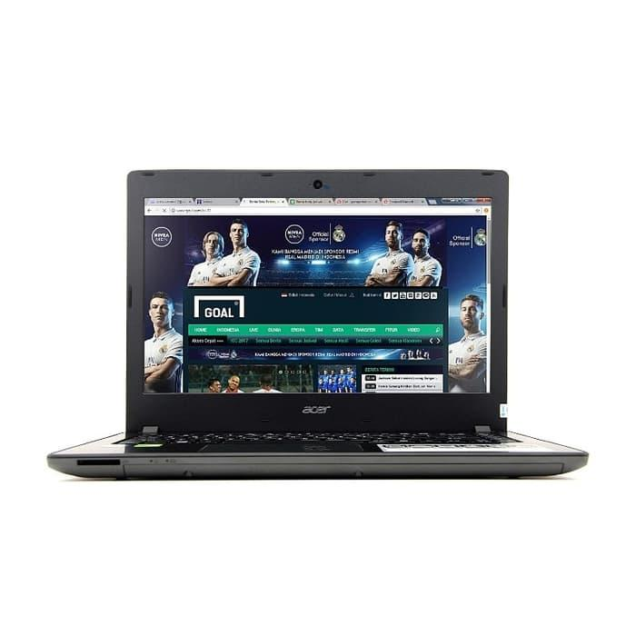 ACER Aspire E5-475G-341S GR With NVIDIA Geforce 940MX 2Gb DDR5