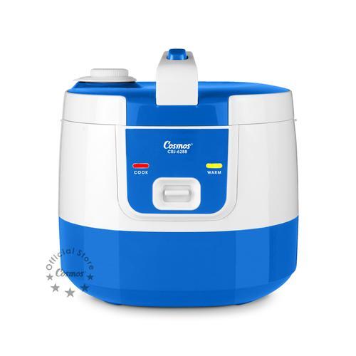 Cosmos Rice Cooker, Magic Com Harmond 2 Liter CRJ-6288B