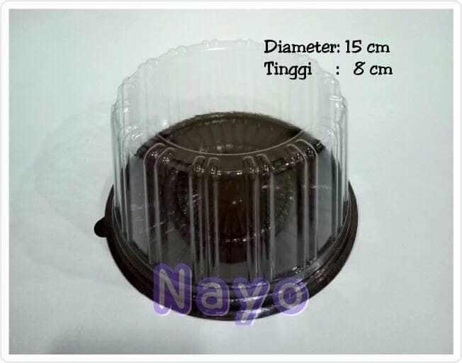 BEST SELLER!!! Mika tumpeng mini CT 15/ Tumini 15 cm/ Mika bolu bulat/ Tempat puding - oZo0rv