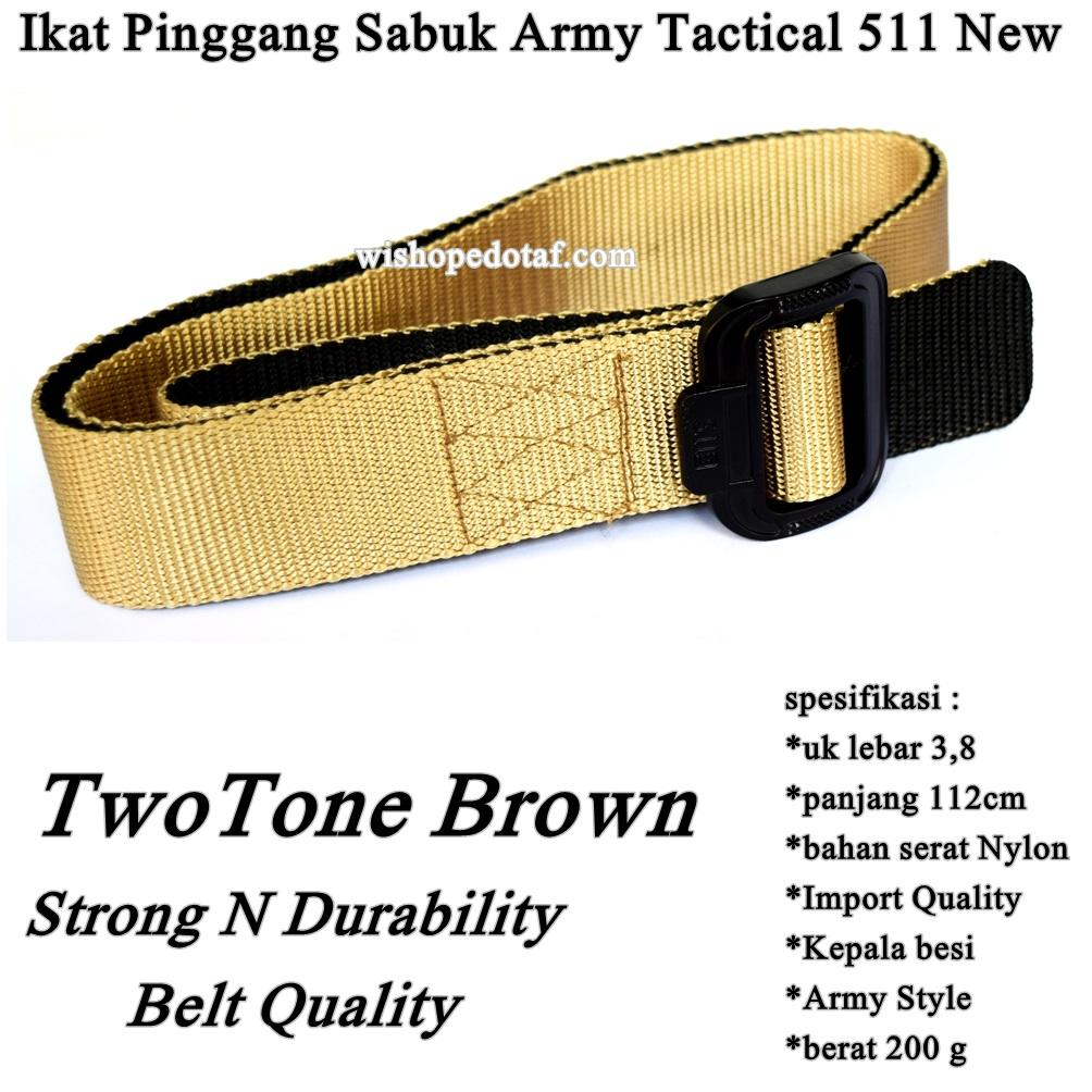 Buy Sell Cheapest Ikat Pinggang 511 Best Quality Product Deals Gesper Army Tactical