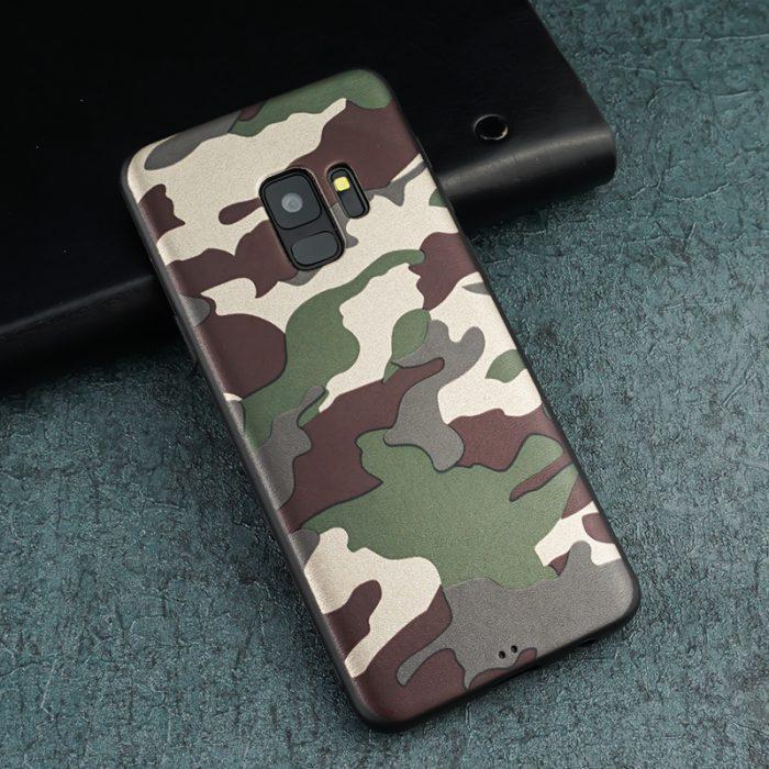 Softcase case Army Loreng for samsung A8 biasa 2018/A520