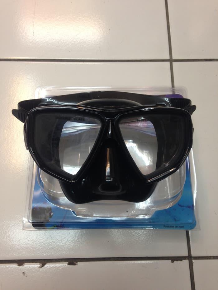 PROMO!!! Alat selam kacamata selam/snorkling merk SEALS dengan silicon lembut - V2MJs7