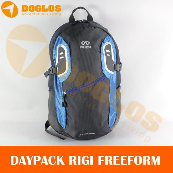 Tas Daypack RIGI Freeform Ransel Gunung Outdoor Travelling Daily