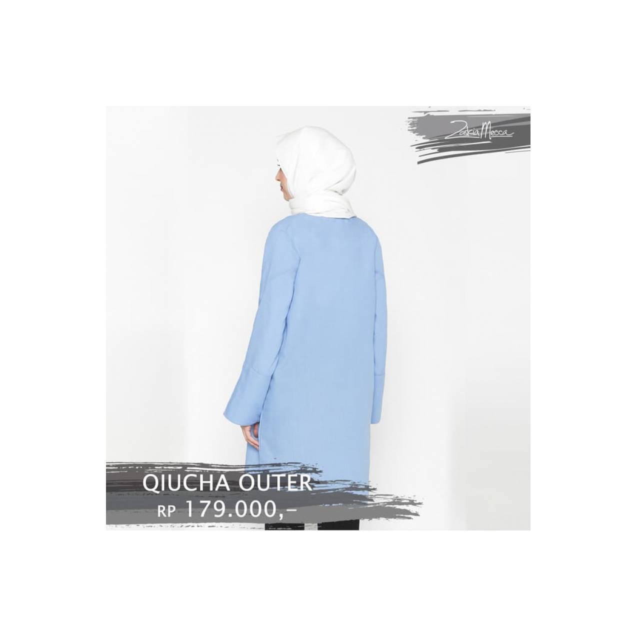 Cardingan MURAH Zaskia Mecca - Quicha Outer