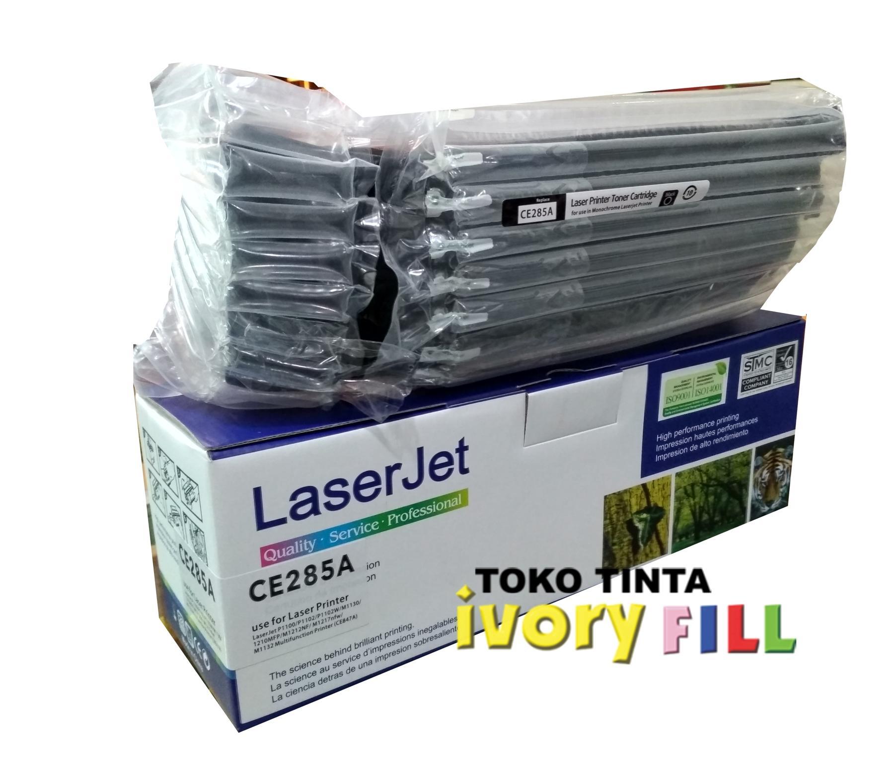TONER UNTUK HP LASERJET P1102/P1102W/M1232/M1212/1217 COMPATIBLE LASER