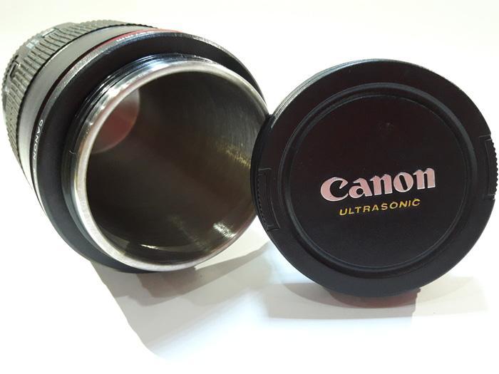 HOT SPESIAL!!! Gelas Mug Lensa Kamera Canon EF 100mm - R0S0TZ