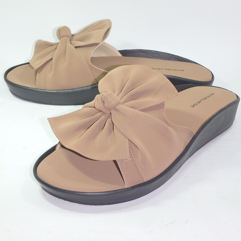 Anneliese sandal teplek sendal wanita rexa