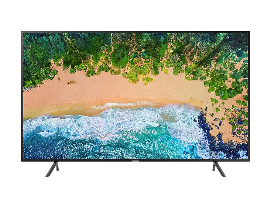 SAMSUNG 55NU7100 LED TV 55 INCH SMART UHD 4K NEW (Gratis Ongkir JADETABEK Kota)