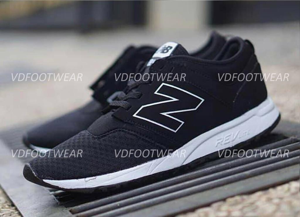TOURSH Pria Kasual Sepatu Pria Sepatu Sneakers Berlari Sepatu Olahraga  Shoes New Balance Hitam Navy Maroon 11223ad47b