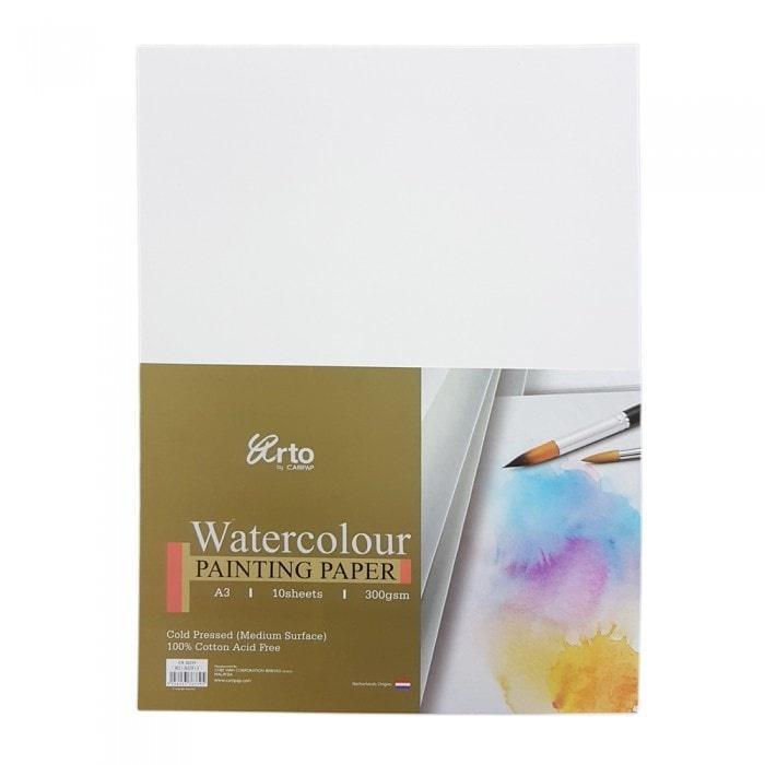 TERLARIS Arto Watercolour A3 Painting Paper 300gsm satuan PROMO