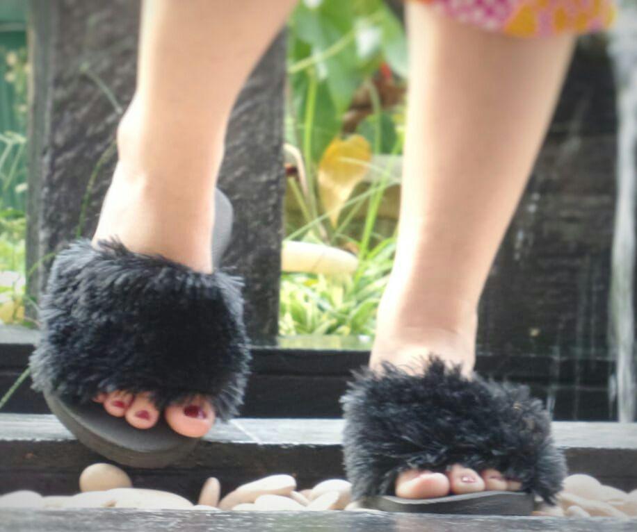YM Sandal Wanita Termurah Warna Warni