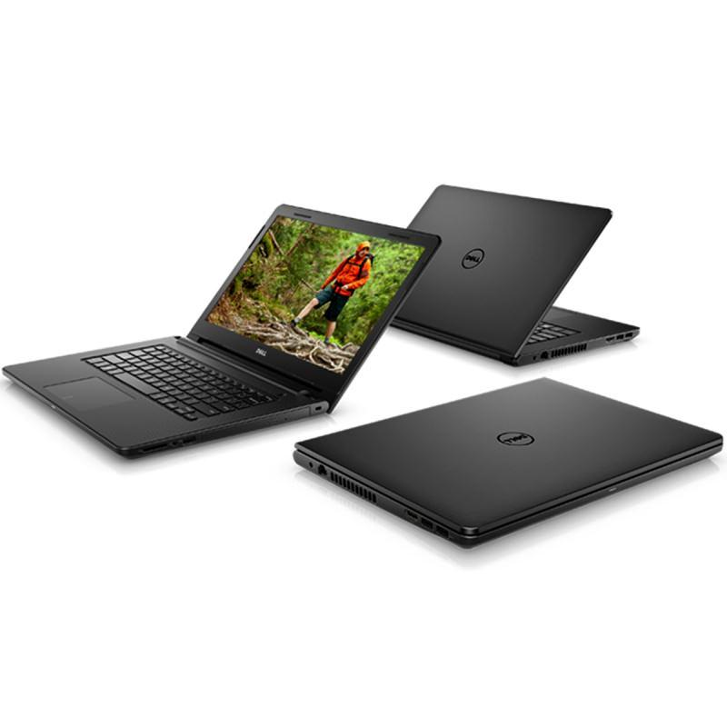 Dell Inspiron 3476 Laptop - Black [Intel Core i5-8250U/4GB/1TB/AMD Radeon 520 2GB/14 Inch HD/Linux Ubuntu]
