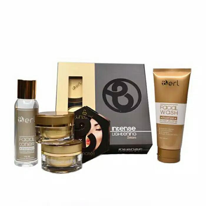 B Erl Intense Lightening Series - Paket Perawatan Wajah by Berl