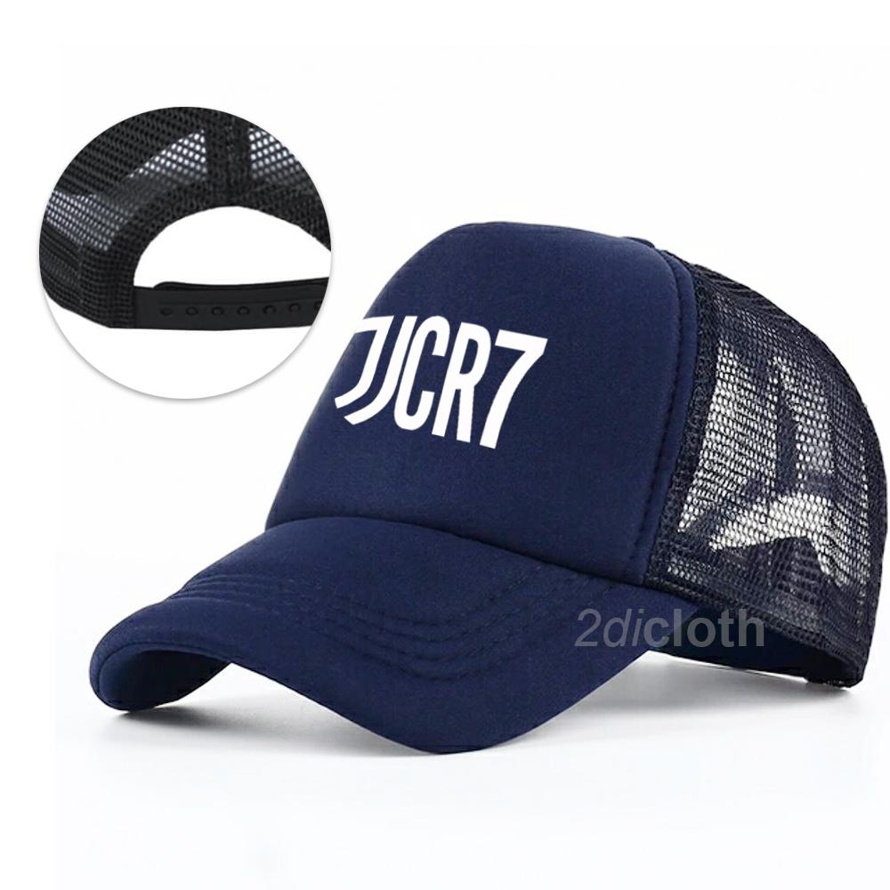 Topi distro cr7 juve - Trucker Juventus cr7