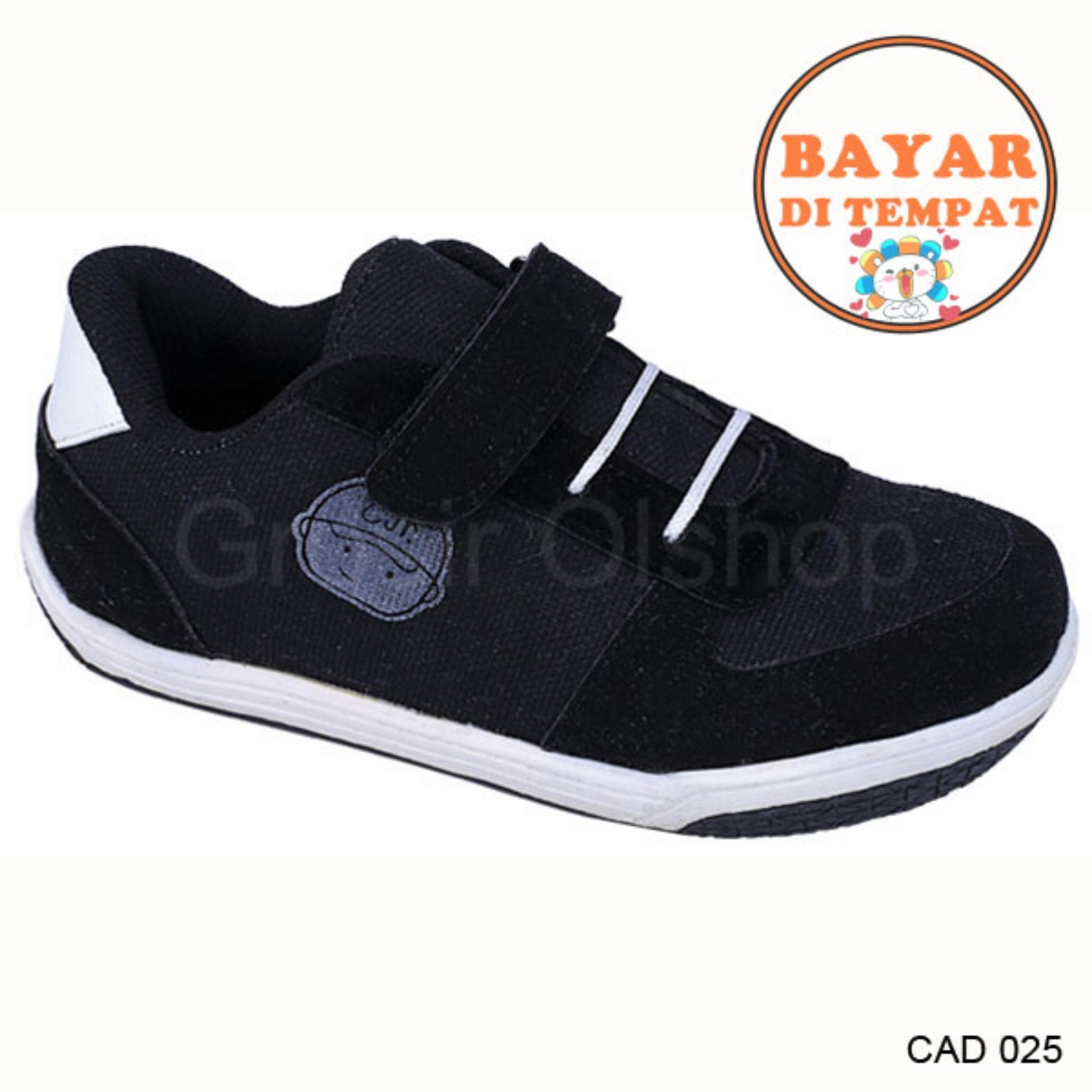 Golfer Gf.0904 Sepatu Sneaker Boot Casual Anak Laki-Laki-Sintetis-Bagus