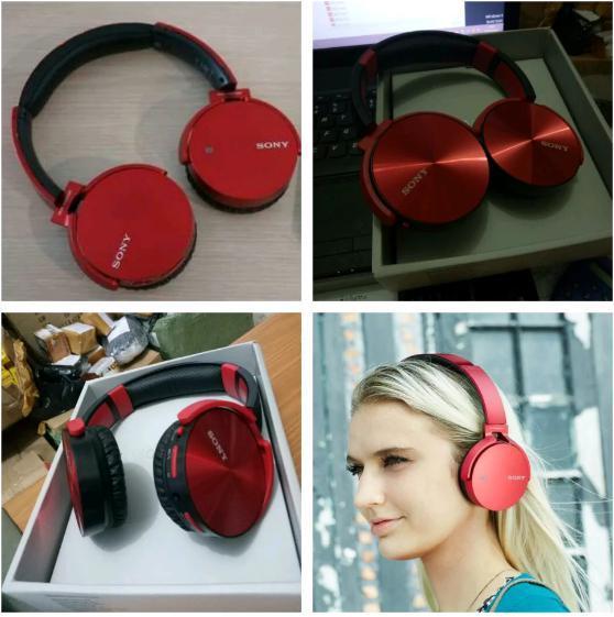 Headset Wireless Bluetooth Tanpa Kabel - Headphone Sony Extra Bass Bluetooth Terbaru Super Bass