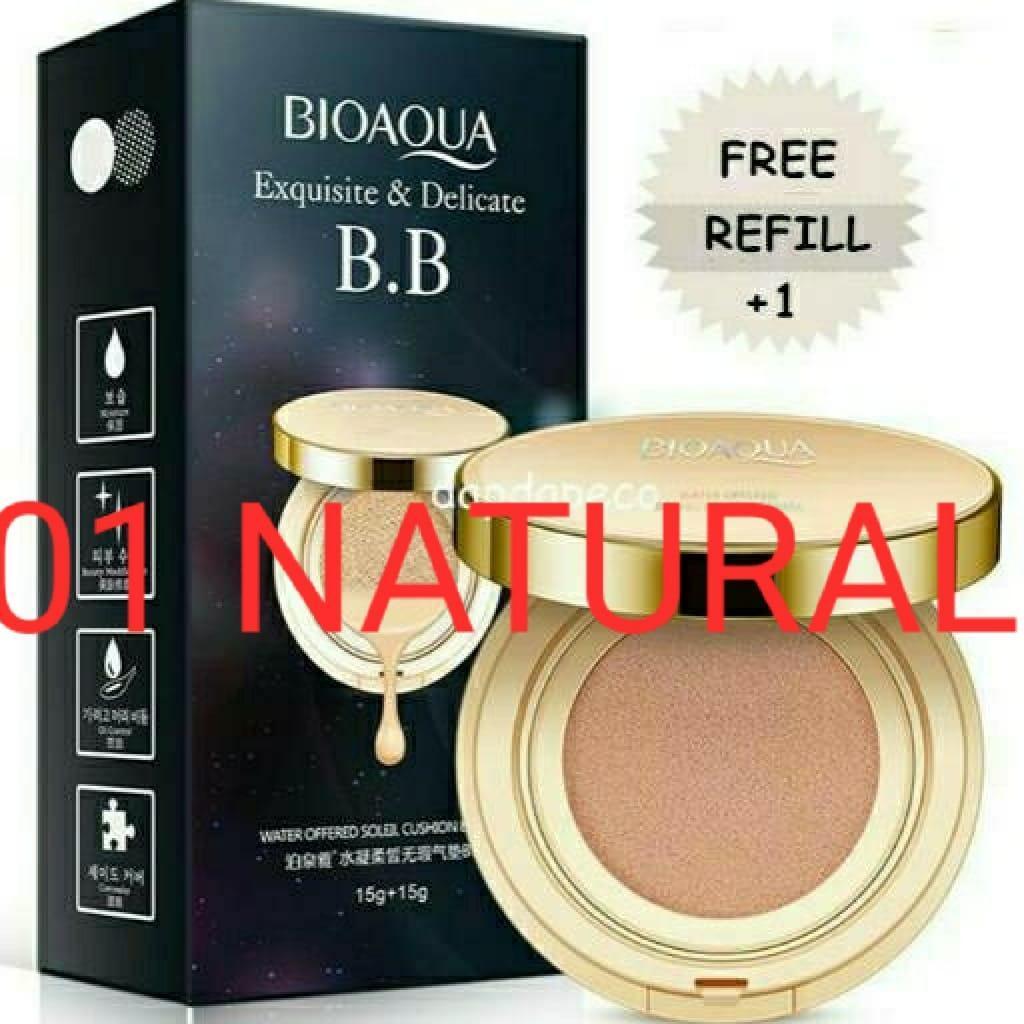 Jual Produk Bioaqua Terbaru Ramadhan Buy 1 Get Charcoal Mask Black Masker Arang Wajah Exquisite Delicated Refill Bb Cushion Original 100