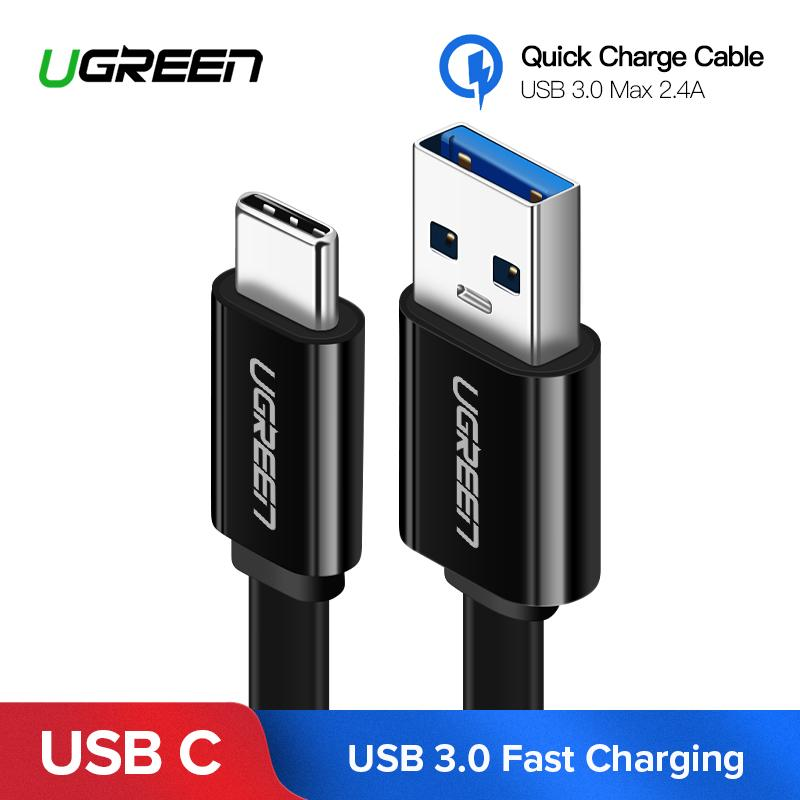 UGREEN Original USB Type C Kabel 0.25meter for Samsung Galaxy S9 Note 8 9 USB