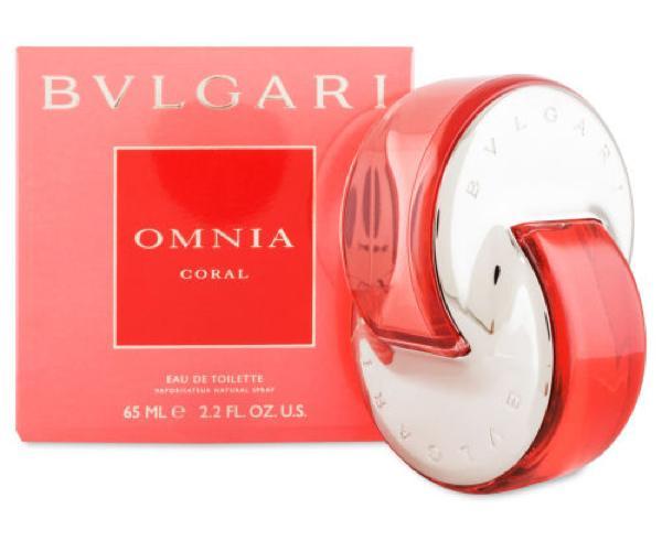 original parfum Bvlgari Omnia Coral 65ml edt