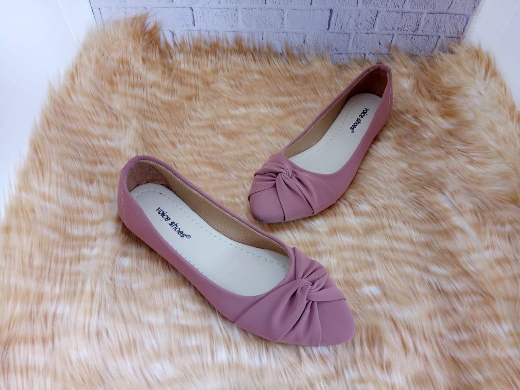 Arlaine - Keinara Flat Shoes By Arlaine Shop.
