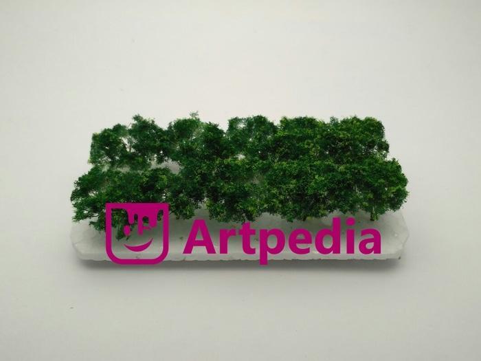PROMO  MAKET Pohon Cabang Rindang/ Diorama Pohon / Miniatur Pohon 3 cm  TERLARIS