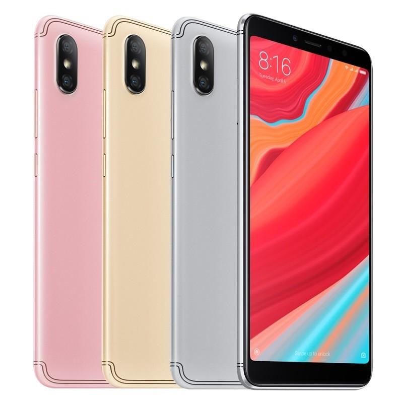 Xiaomi Redmi S2 - 16 MP Selfie Kamera - RAM 3/32 - Rose Gold