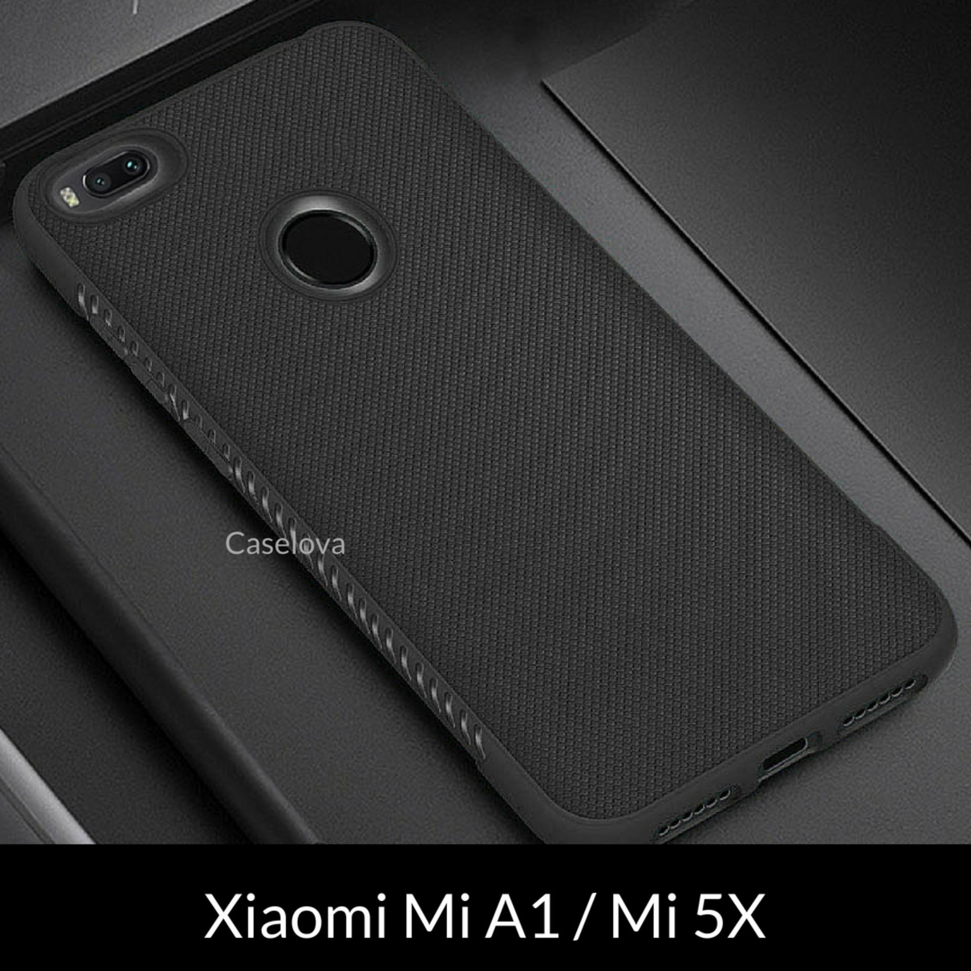 Caselova Luxury Shatterproof Protection TPU Anti Slip Case For Xiaomi Mi A1 / Mi 5X Layar 5.5 inch