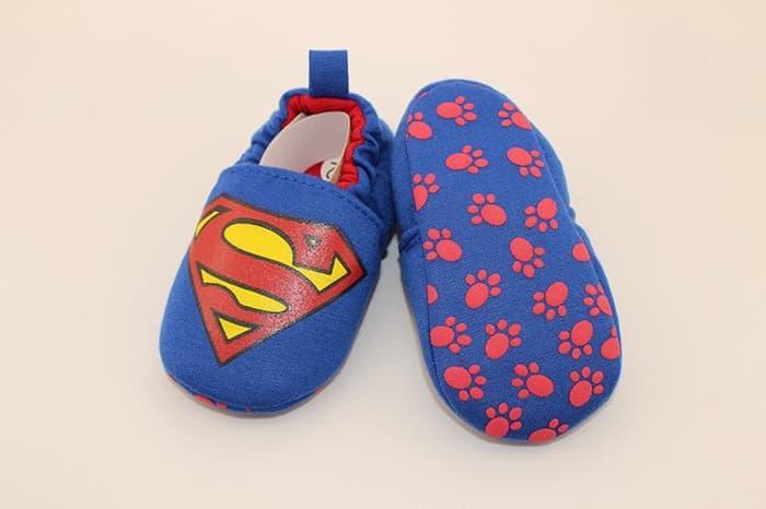 Rp 106.000. PROMO PALING MURAH Sepatu prewalker murah untuk bayi laki & perempuan motif superhero TERLARISIDR106000