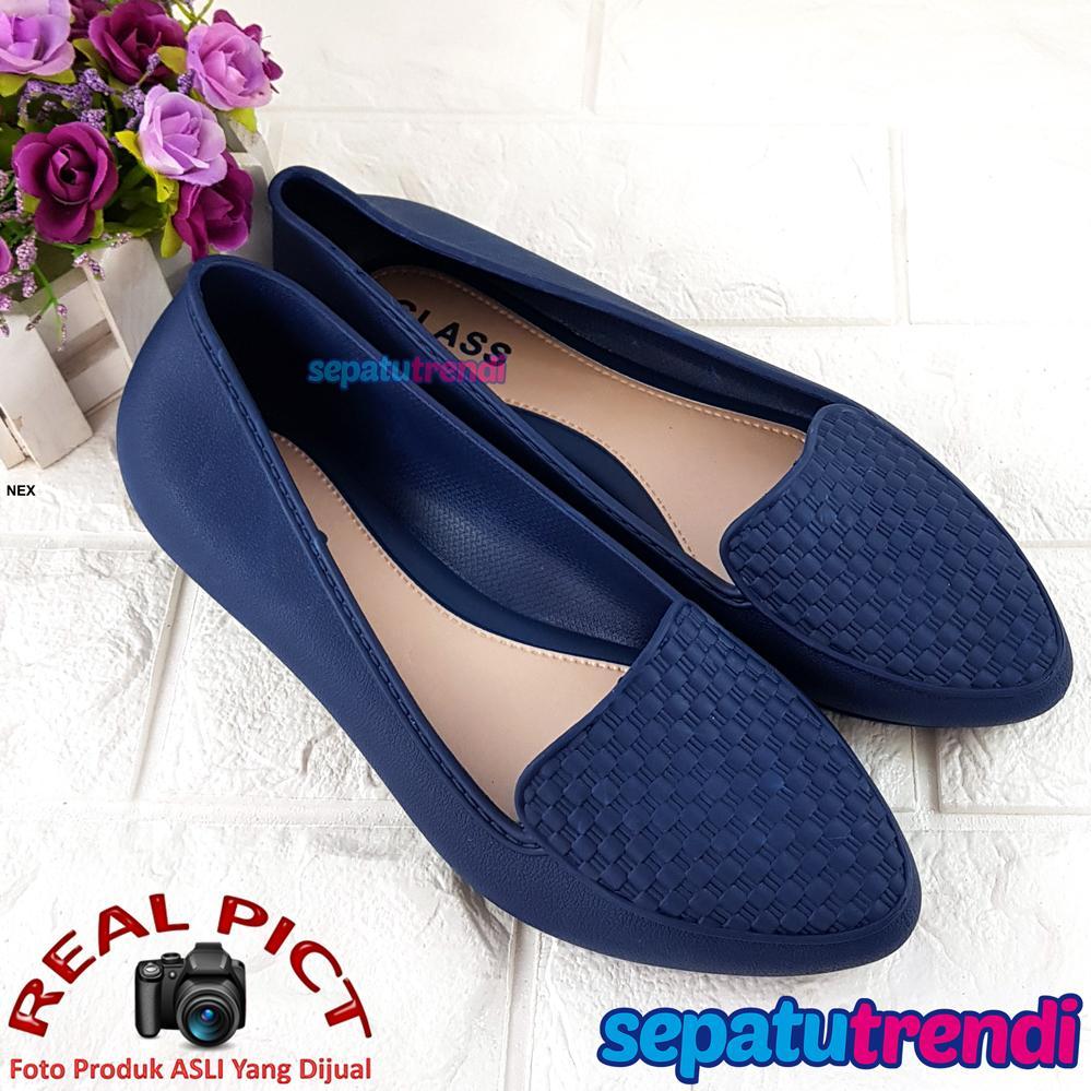 Jual Sepatu Slip On Loafer (Wanita)  8b4b5360d6