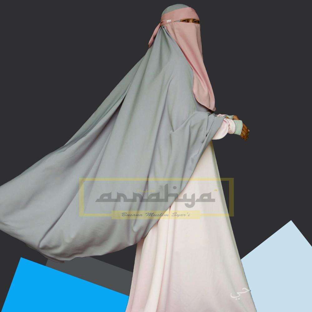 Khimar Hijab Jilbab super Jumbo…