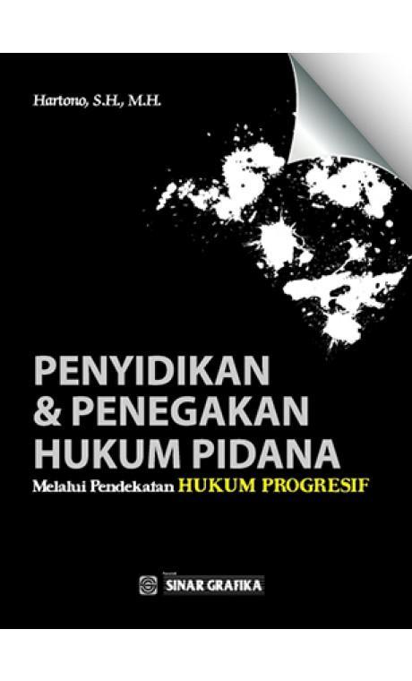 Buku Penyidikan Dan Penegakan Hukum Pidana - Hartono