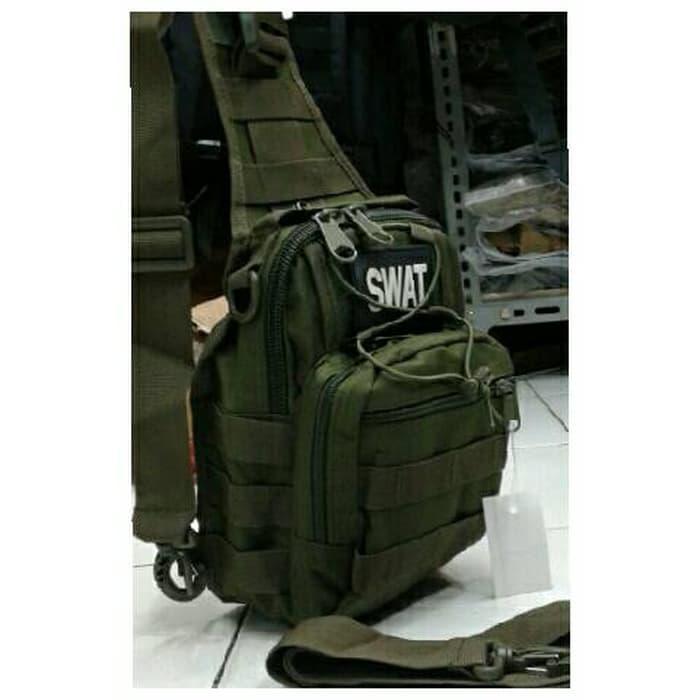 BARU!!! tas selempang army 001 (tas selempang dada,punggung dan samping) Sedia Juga Tas selempang pria, Tas selempang wanita, Tas selempang pria eiger, Tas selempang wanita import korea