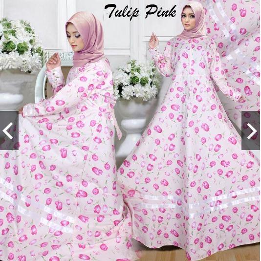 IndonesiaHeritage Gamis Pesta Cantik Premium Katun Jepang Halus - Fashion Busana Muslimah Jumbo Busui Seleting Depan - Mewah Elegan Modern Casual - Kebaya Modern Gaun Party Maxi Dress ihtulip ihmawar