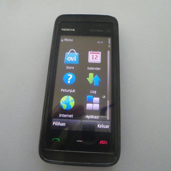 Nokia 5530 Nokiajadul Jadulsatria Hp Bekas Seken Hptua